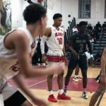 Dulaney abruptly ends Perry Hall's title reign