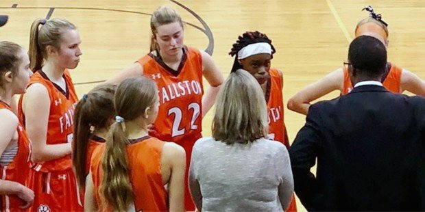 Fallston rocks top-seeded Rising Sun in 2A East