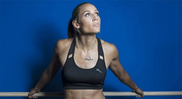 Lolo Jones will speak at the 79th McCormick Unsung Hero Awards