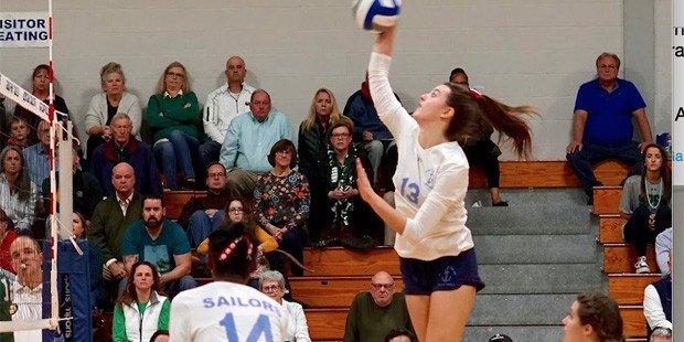 IAAM volleyball playoffs update 10/23/21