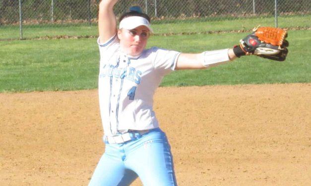 No. 2 Chesapeake blanks Glen Burnie in first place Anne Arundel softball showdown