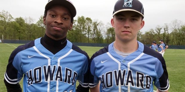 No. 1 Howard closing in on first County baseball crown