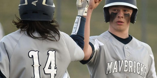 Top five stay intact in the VSN Baseball Top 20