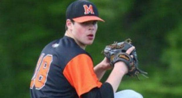 Spind spins a dandy as McDonogh baseball continues to surge