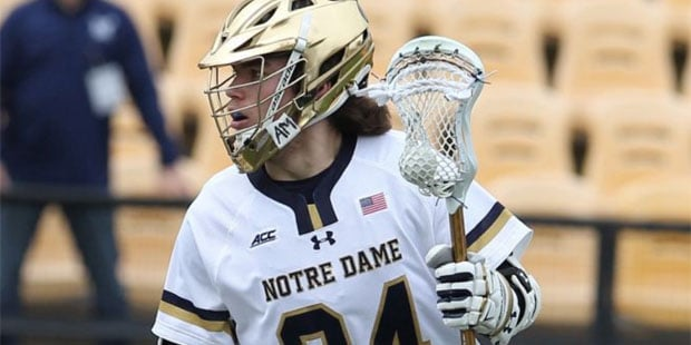 Mikey Wynne is this week's Kooper's Tavern VSN LaxCast special guest
