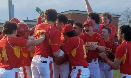 Calvert Hall's Torres walks it off with a grand slam