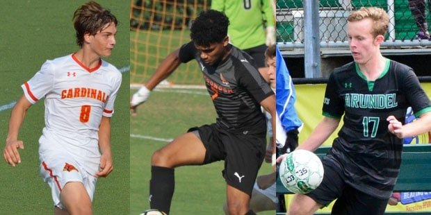 Bender, Christian and Hanks named Pre-Season soccer All-USA Today