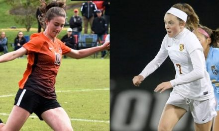 McCarthy and Patrick named Pre-Season soccer All-USA Today