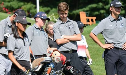 Donnelly leads Patterson Mill to opening golf victory