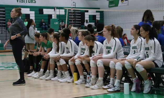 Arundel moves to No. 1 in latest VSN Volleyball Top 20
