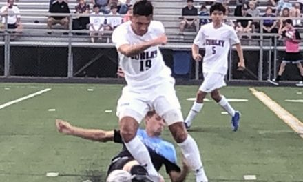 No. 4 Curley and No. 9 C. Milton Wright play a scoreless draw