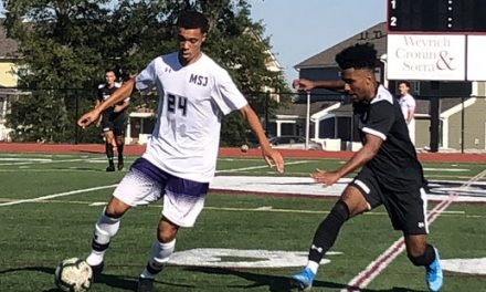 Mount St. Joseph goes to top of VSN Boys Soccer Top 20