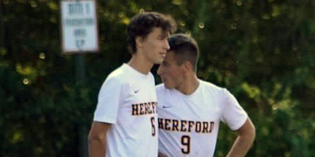 Early goal stands up for Hereford boys