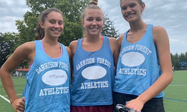 Garrison Forest is No. 1 in VSN Field Hockey Top 20
