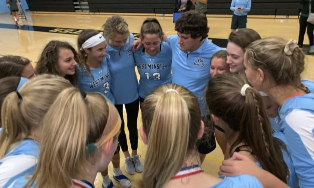 Owls land No. 1 perch in final VSN Volleyball Top 20 of regular season