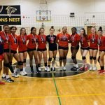Franklin claims volleyball tournament title