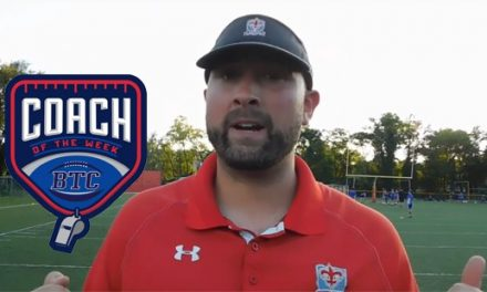 Concordia Prep's Josh Ward named BTC Coach of the Week