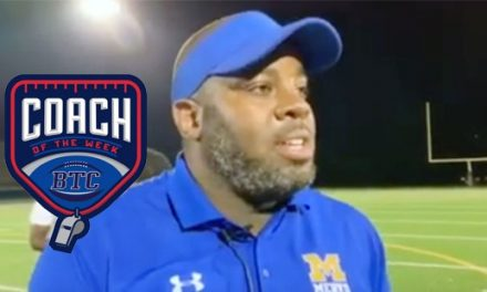 Mervo's Patrick Nixon is named BTC Coach of the Week