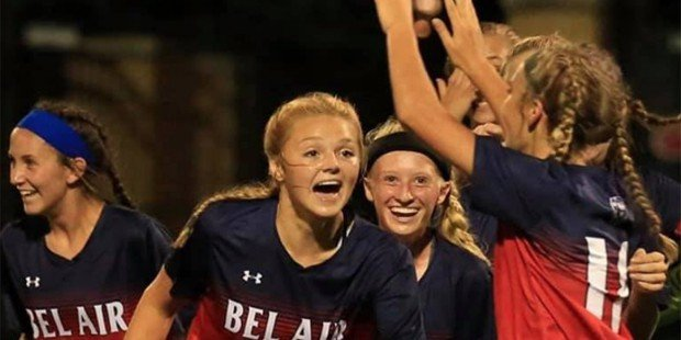 Bel Air girls knock off C. Milton Wright in double overtime