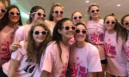 No. 8 Bel Air goes pink in sweep of Harford Tech