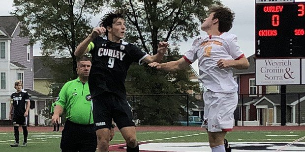 Curley and McDonogh to meet for MIAA A soccer championship