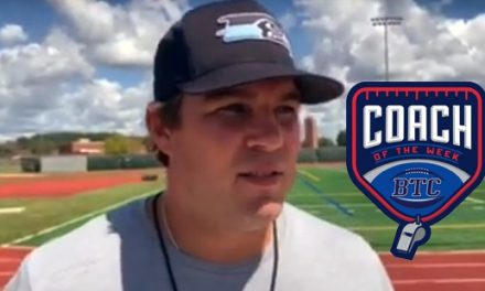 South River's Dolch named BTC Coach of the Week