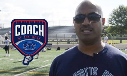 After historic win, Marriotts Ridge's Marcus Lewis is named BTC Coach of the Week
