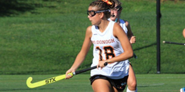 McDonogh field hockey rises up to No. 4 in VSN Field Hockey Top 20