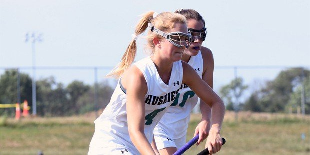 Franks and Brent score twice in Patterson Mill field hockey win