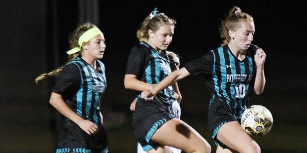 Wheeler and Thomas combine for five goals as Patterson Mill girls advance