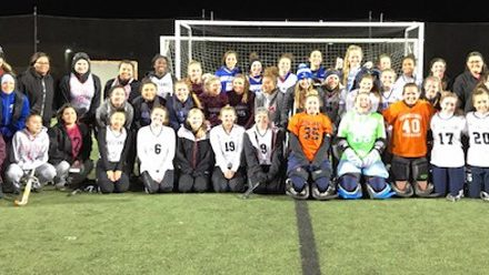 Anne Arundel County holds its first field hockey senior all-star game