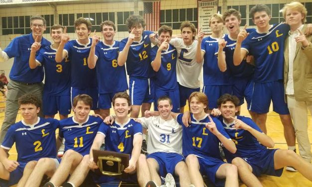 Dons get tough, win MIAA volleyball championship
