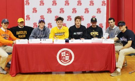 Spalding has 26 sign on National Signing Day