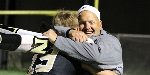 John Carroll delivers Brinkman's 100th win in overtime