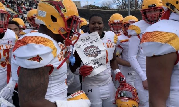 Read all about it: Calvert Hall drops Loyola in Turkey Bowl 100