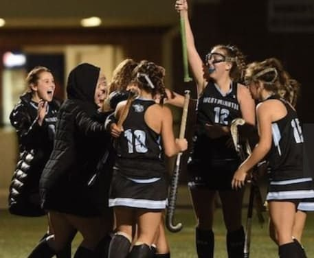 Owls soar, Hawks grounded in 3A state field hockey