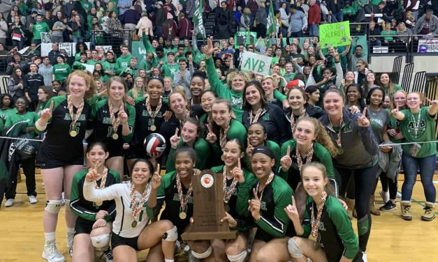 Historic run nets No. 1 for Arundel in final VSN Volleyball Top 20