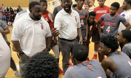 Long road back to state Final Four for Edmondson