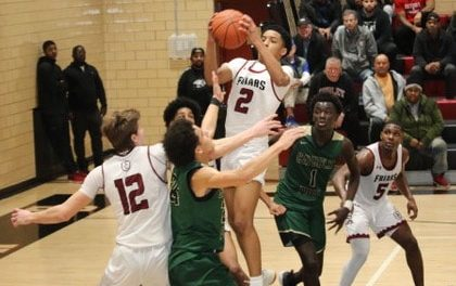 Friday's Friends/SJCP game will help decide the top three seeds in the B Conference