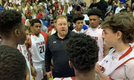 Spalding closes in on an MIAA A playoff berth