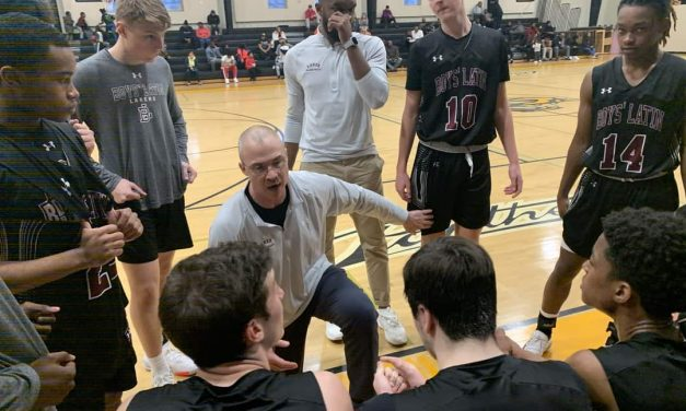 Boys' Latin stretches win streak to five