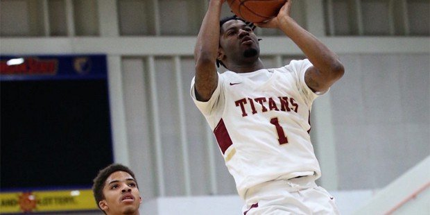 Titans outlast Meade at Basketball Academy
