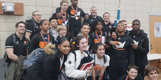 Oakland Mills powers its way to SnOverlea crown