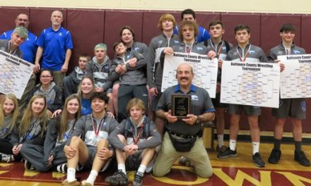 Sparrows Point takes Baltimore County tournament crown