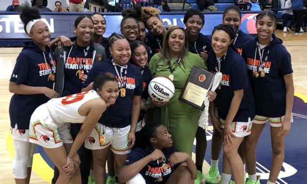 Three-peat sized up for Poly