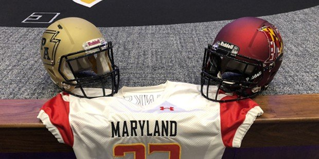 Team Maryland's Big 33 roster revealed