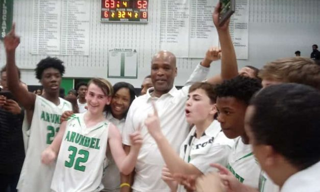 Strong finish nets Arundel trip to 4A state boys basketball Elite Eight