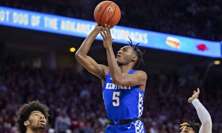 Quickley nabs SEC Player of Year honors