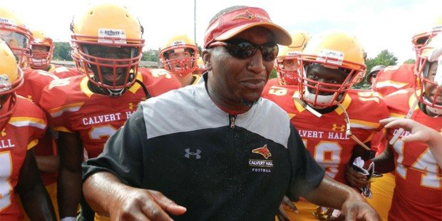 Davis steps down at Calvert Hall