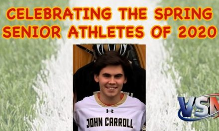 Celebrating John Carroll's Garrett Phillips